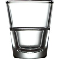 Stack Up Shot Glass 1.5oz / 45ml (Case of 48) - Shot Glass Gifts