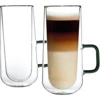 Ravenhead Double Walled Latte Mugs 12oz / 340ml (Case of 8) - Mugs Gifts