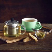 Glass Teapot with Infuser 16.5oz / 470ml (Pack of 6)
