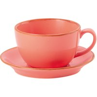 Seasons Coral Bowl Cup 9oz / 250ml (Set of 6) - Coral Gifts