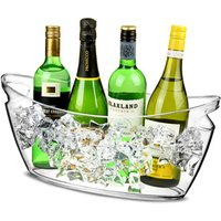 Boat Shaped Plastic Party Tub 6ltr (Case of 12) - Boat Gifts