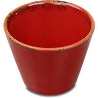 Seasons Magma Conic Bowl 1.75oz / 50ml (Set of 6) - Bowls Gifts