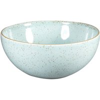 Churchill Stonecast Duck Egg Blue Noodle Bowl 7.2inch / 18.3cm (Set of 6) - Duck Egg Gifts