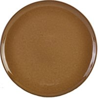 Terra Stoneware Rustic Brown Pizza Plates 13.25inch / 33.5cm (Case of 6) - Takeaways Gifts