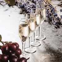 Champagne Shot Glasses 1.2oz / 35ml (Set of 4) - Shot Glasses Gifts