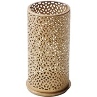 Duni Bliss Candle Holder Gold (Pack of 4) - Candle Gifts