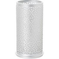 Duni Bliss Candle Holder Silver (Pack of 4) - Candle Gifts