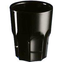 Premium Black Graniti Shot Glasses 1.7oz / 50ml (Case of 112) - Shot Glasses Gifts