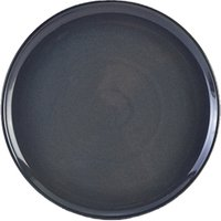 Terra Stoneware Rustic Blue Pizza Plates 13.25inch / 33.5cm (Case of 6) - Takeaways Gifts