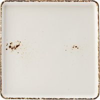Utopia Umbra Square Plate 8inch / 20cm (Case of 6) - Umbra Gifts