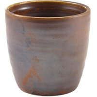 Terra Porcelain Chip Cups Rustic Copper 11.25oz / 320ml (Set of 6) - Cups Gifts