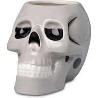 Ceramic Skull Tiki Mug 31oz / 895ml (Case of 12) - Skull Gifts