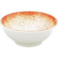 "Ombré Small Dishes Coral 3.1"" / 8cm (Set of 12) - Coral Gifts"