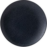 Purity Pearls Dark Coupe Plates 6inch / 16cm (Case of 12) - Pearls Gifts