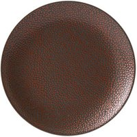 Purity Pearls Copper Coupe Plates 12inch / 31cm (Case of 6) - Pearls Gifts
