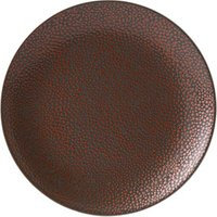 Purity Pearls Copper Coupe Plates 10.6inch / 27cm (Case of 6) - Pearls Gifts