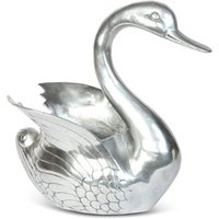 Swan Wine Cooler with Head Bowed (Single)