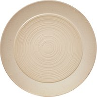 Bahia Round Bread and Butter Plates Beige Dune 5.5inch / 14cm (Single) - Beige Gifts