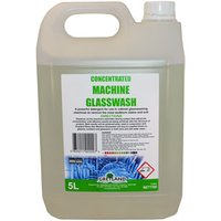 Machine Glasswash 5ltr (Single) - Cleaning Gifts