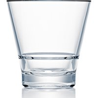 Strahl CapellaStack Polycarbonate Rocks Tumblers 9oz / 260ml (Case of 12)