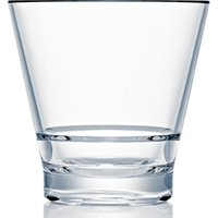 Strahl CapellaStack Polycarbonate Double Rocks Tumblers 12oz / 355ml (Case of 12)