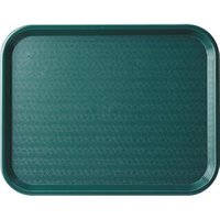 Green Cafe Tray 14 x 10inch / 36 x 26cm (of 24)