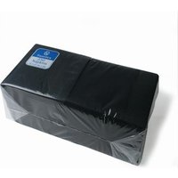 Click to view product details and reviews for Cocktail Napkins Black Pack Of 250.