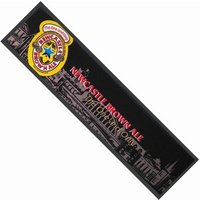 Newcastle Brown Ale Wetstop Bar Runner - Newcastle Gifts