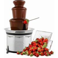 Sephra Classic Home Chocolate Fountain (Sephra Belgian Dark Chocolate 2.5KG (Chocolate Only))