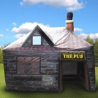 The Firkin Inflatable Pub - Pub Gifts