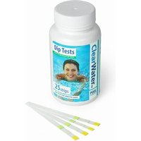 Lay Z Spa Chemicals & Accessories (25 Test Strips) - Lay Z Spa Gifts
