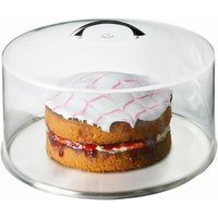 Metal Handle Cake Dome 30cm (Dome Only - Set of 6) - Cake Gifts
