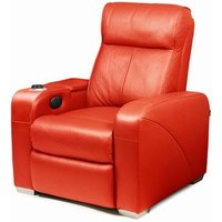 Premiere Home Cinema Chair Red (Single Seat Chair) - Home Cinema Gifts