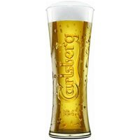 Carlsberg Reward Tall Pint Glasses CE 20oz / 568ml (Case of 24)