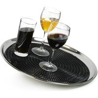 Click to view product details and reviews for Anti Skid Tray Mat To Fit 16inch Waiters Tray Single.