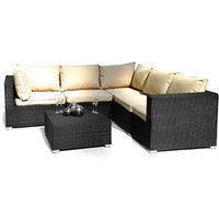 ES London Patio Corner Sofa Group - London Gifts