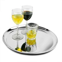 Click to view product details and reviews for Stainless Steel Waiters Tray 14inch Case Of 24.