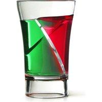 Econ Siptail Twister Shot Glasses 1oz / 30ml (Set of 6)
