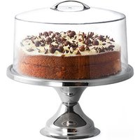 Stainless Steel Cake Stand and Metal Handle Cake Dome - Cake Gifts