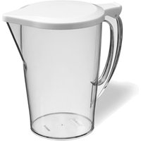 Click to view product details and reviews for Stewart Serving Jug With Lid 352oz 1ltr Case Of 6.