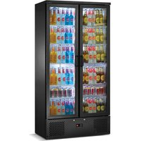 Blizzard BAR20 Upright Bottle Cooler Black