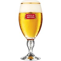 Stella Artois International Chalice Half Pint Glasses CE 10oz / 280ml (Case of 24) - Stella Gifts