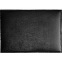 Douglas Placemat Black 21.5cm x 30.5cm (Single)