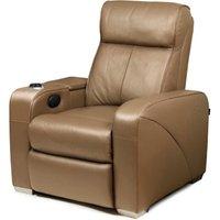 Premiere Home Cinema Chair Taupe (Single Seat Chair) - Home Cinema Gifts