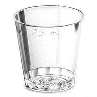 Disposable Shot Glasses CE 0.9oz / 25ml (Case of 1000)