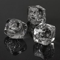 Click to view product details and reviews for Acrylic Ice Cubes Case Of 10 Packs.