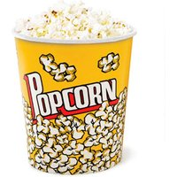 Popcorn Cups Giant 130oz (Case of 150) - Drinkstuff Gifts