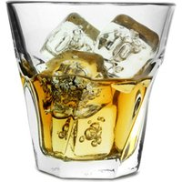 Gibraltar Twist Rocks Glasses 9oz / 260ml (Case of 12)