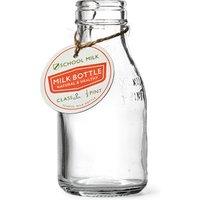 Traditional School Milk Bottle 7oz / 200ml (Single) - School Gifts