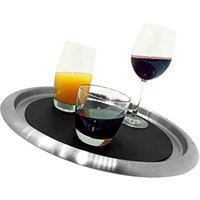 Click to view product details and reviews for Elia Non Slip Serving Tray 14inch Case Of 8.